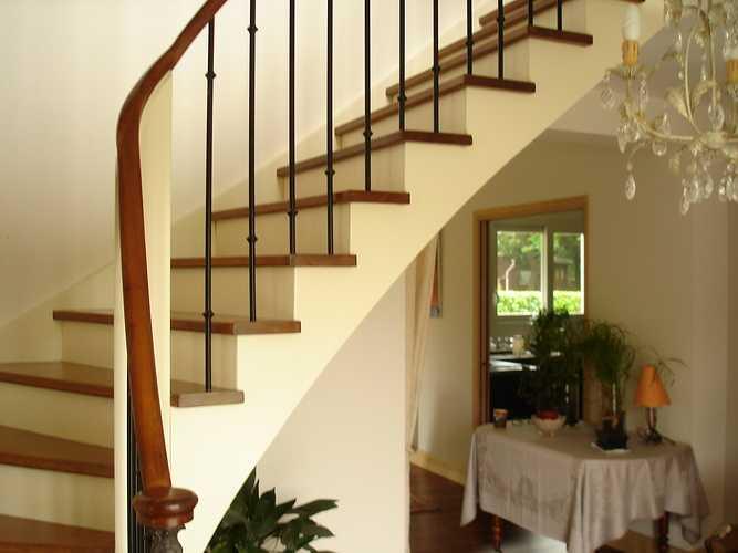 Escalier contemporain 0