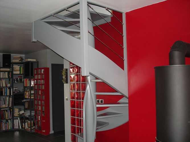 Escalier moderne 0