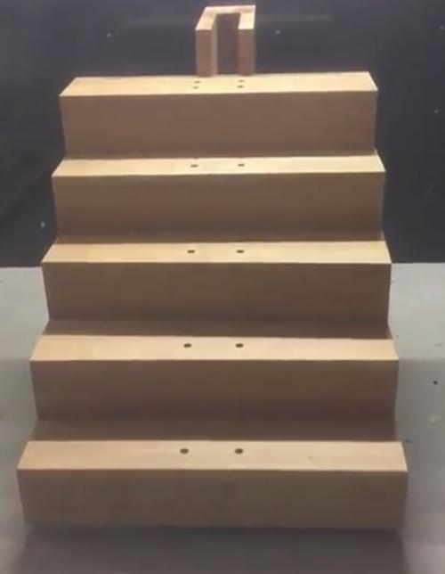 Vernir un escalier en kit 0
