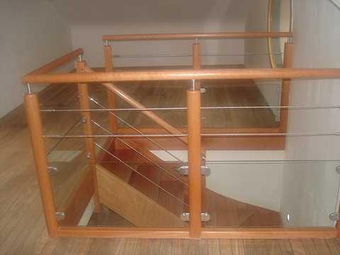 Vernir un escalier karen086
